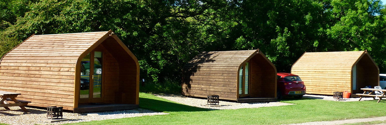 Glamping Pods at Studfold, North Yorkshire