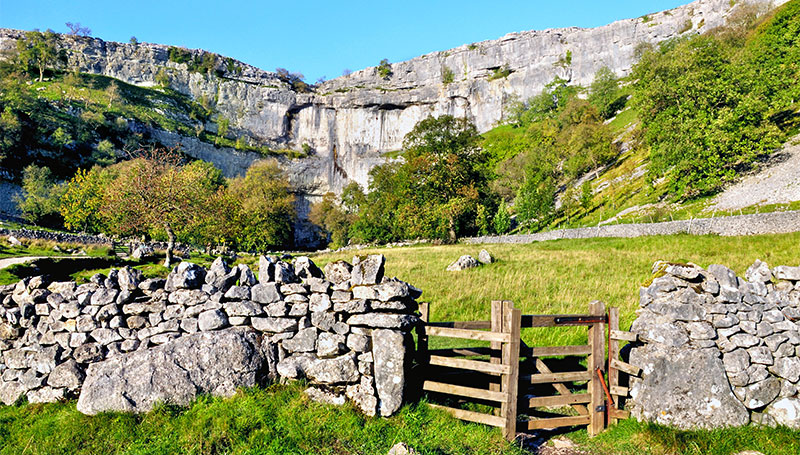Malham Cove, near Studfold
