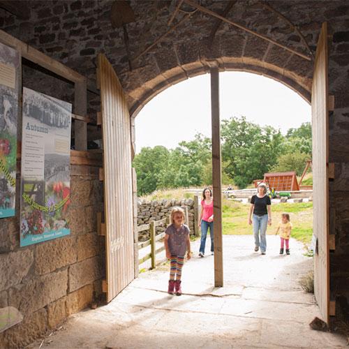 Studfold Interactive Barn