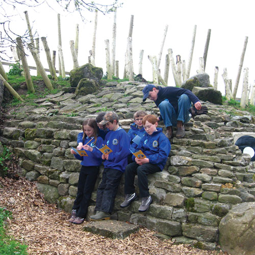 School and group visits to Studfold