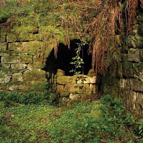 Lead mine at Studfold