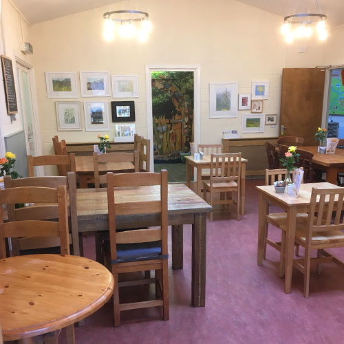Nidderdale Way Cafe, Studfold