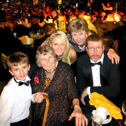 Studfold at Yorkshire White Rose Awards
