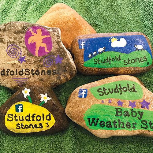 Studfold Stones