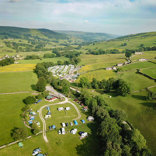Studfold Caravan, Camping and Glamping Park