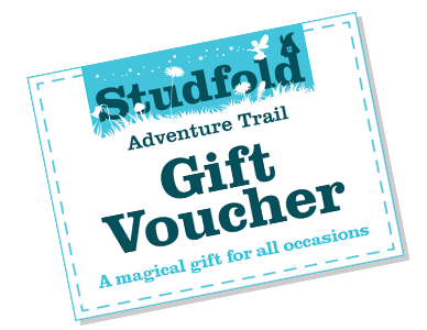 Studfold gift and experience vouchers