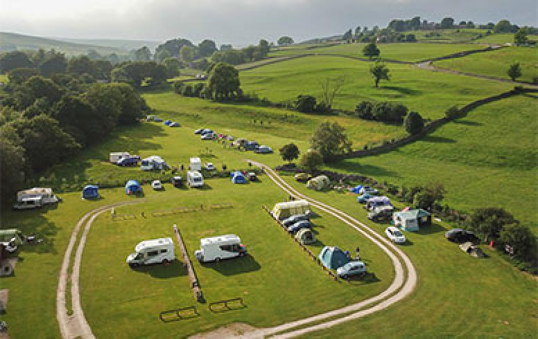 Studfold listed in top 10 Yorkshire campsites