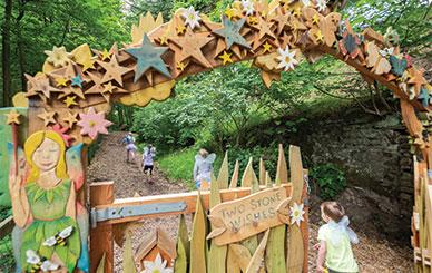 New fairy magic at Studfold Adventure Trail