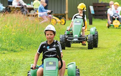 Fairy magic and go-karts arrive at Studfold