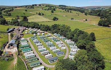 Static Caravan Park open from 12th April