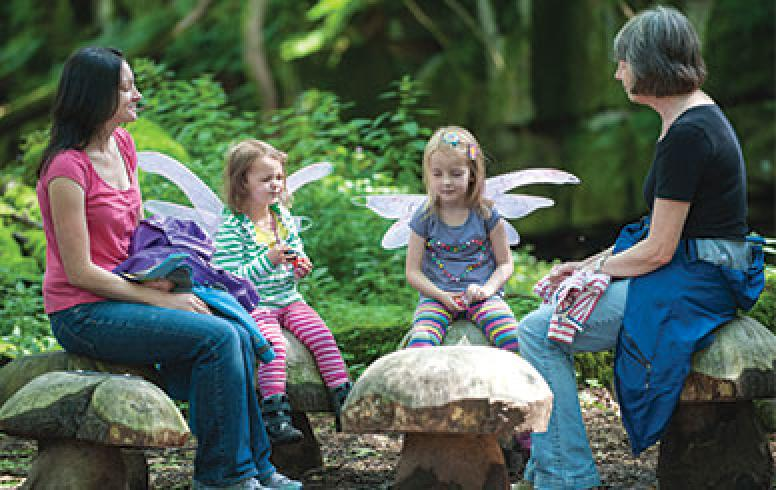 Visit the Studfold Adventure and Fairy Trail