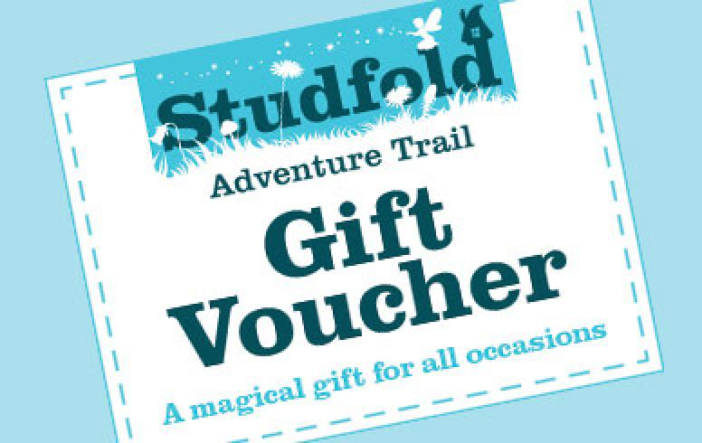 Studfold Adventure Trail gift vouchers now available