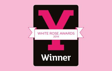 Studfold winners at 2014 White Rose Awards