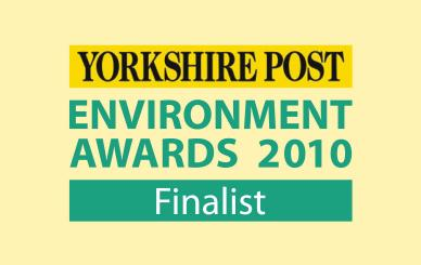 Shortlisted for Yorkshire Post Award