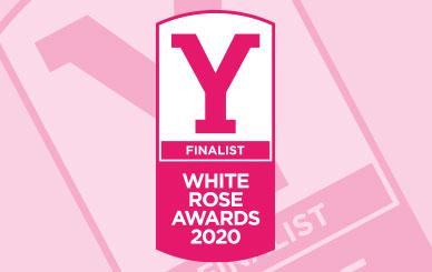 Yorkshire White Rose Awards 2020 Finalists