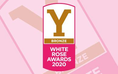 Yorkshire White Rose Awards 2020 Bronze Award Winners